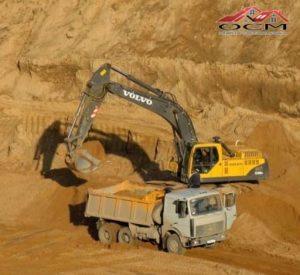Купить песок горный в Харькове по низкой цене
